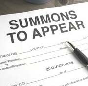Summons and Complaints